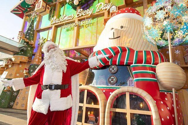 香港海港城玩具店_2020香港海港城圣诞艺术装置新鲜出炉,速来围观! - 公共空间 ...